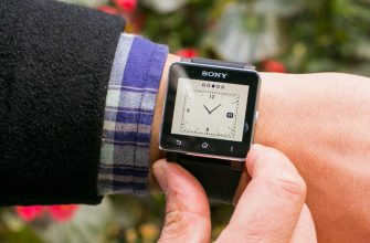Обзор Sony Smart Watch 2