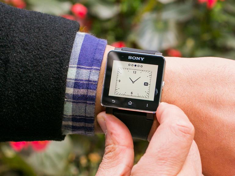 Обзор Sony Smart Watch 2