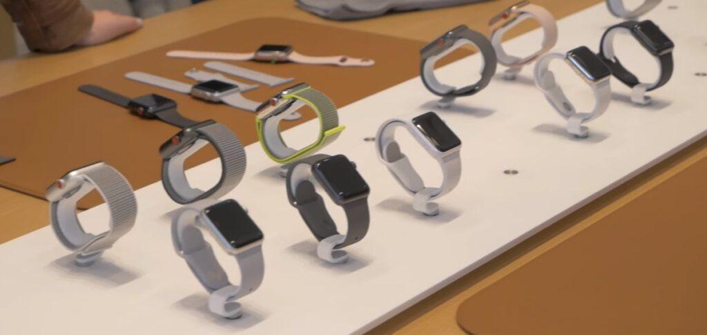 Apple Watch Series 3 умные часы