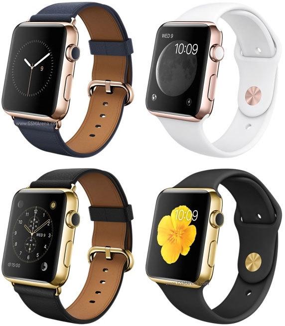 Apple Watch Edition 42mm (1st gen) – технические характеристики