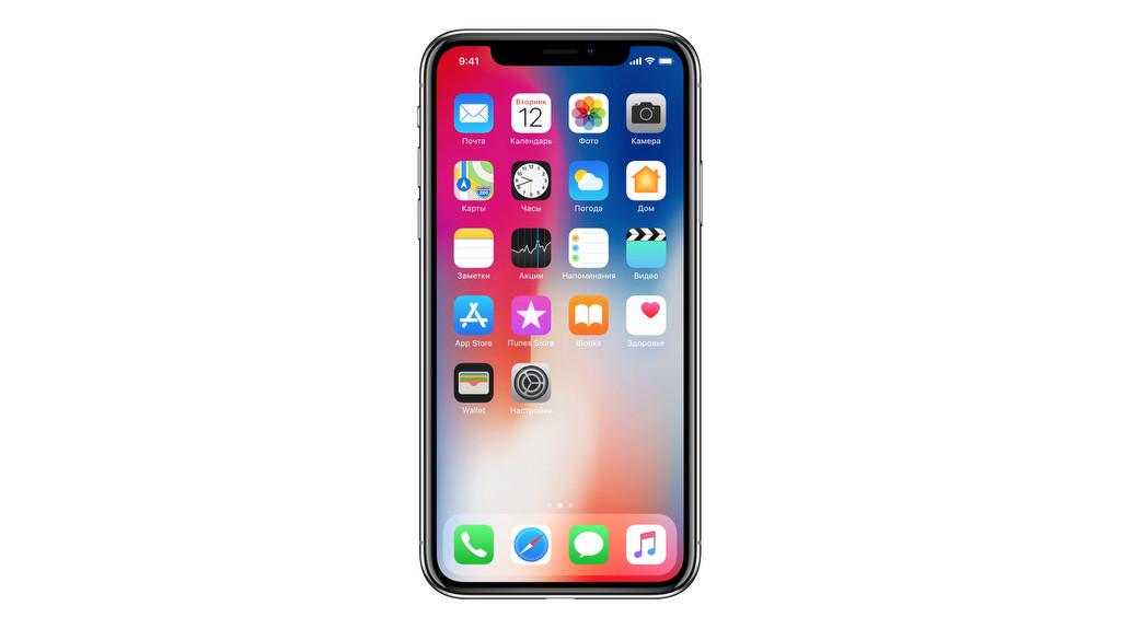 Обзор Apple iPhone X (iPhone 10)