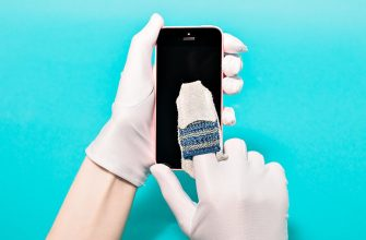 Как убрать царапины на телефоне