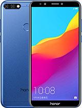 Huawei Honor 7C – технические характеристики