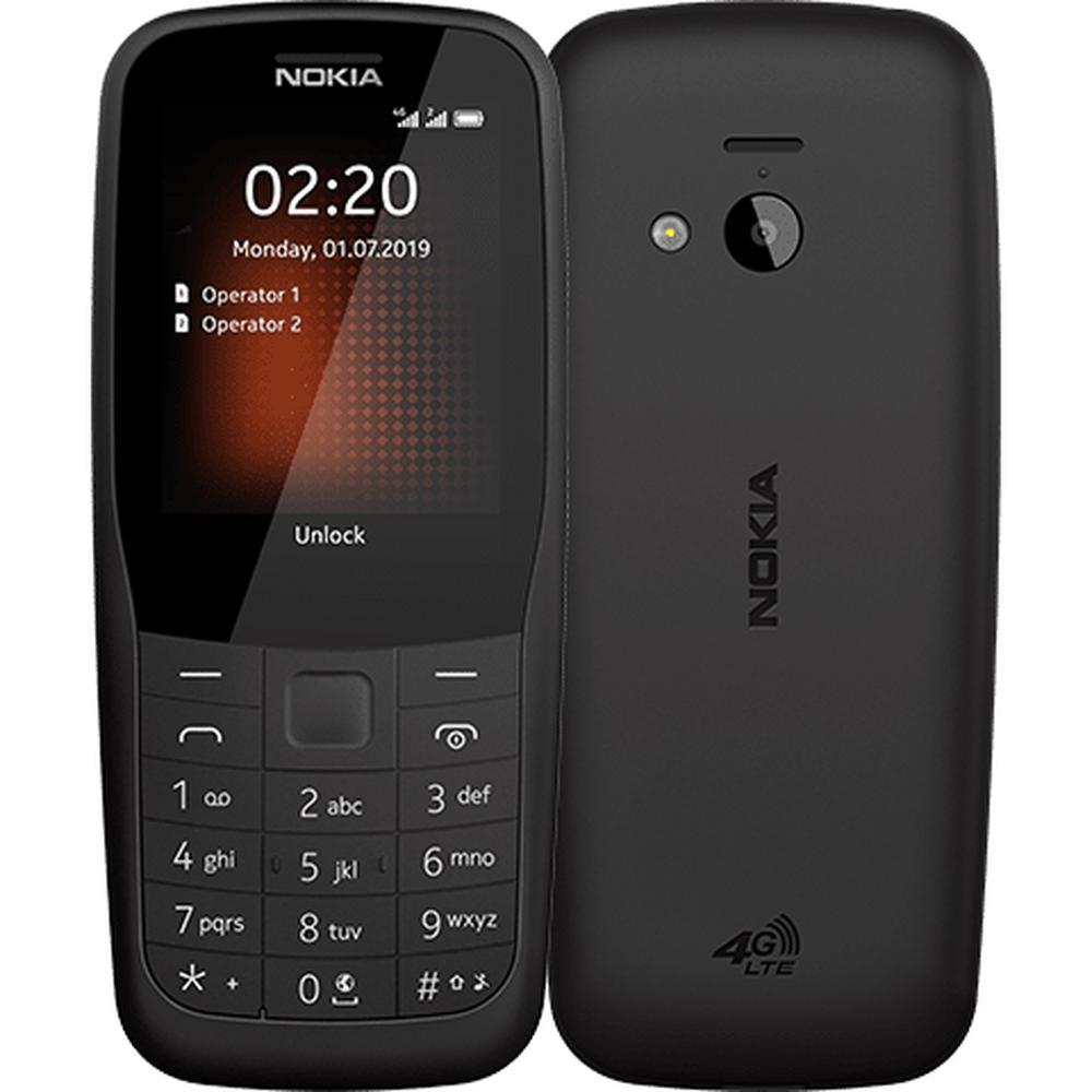 Nokia 106 (2018) – технические характеристики