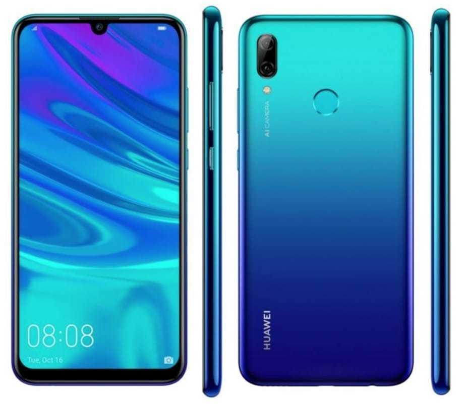 Huawei P Smart (2019) – технические характеристики