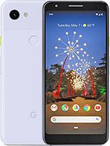 Google Pixel 3a XL – технические характеристики
