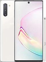 Samsung Galaxy Note10 5G – технические характеристики