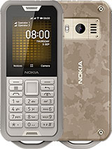 Nokia 800 Tough – технические характеристики