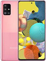 Samsung Galaxy A51 5G – технические характеристики
