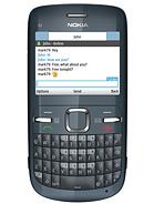 Nokia C3 (2010) – технические характеристики