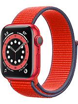 Apple Watch Series 6 Aluminum – технические характеристики