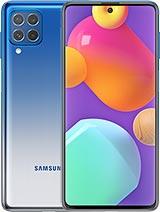 Samsung Galaxy M62 – технические характеристики