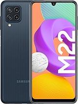 Samsung Galaxy M22 – технические характеристики