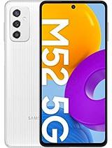 Samsung Galaxy M52 5G – технические характеристики