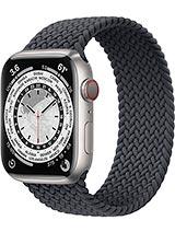 Apple Watch Edition Series 7 – технические характеристики