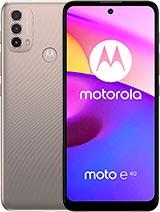 Motorola Moto E40 – технические характеристики